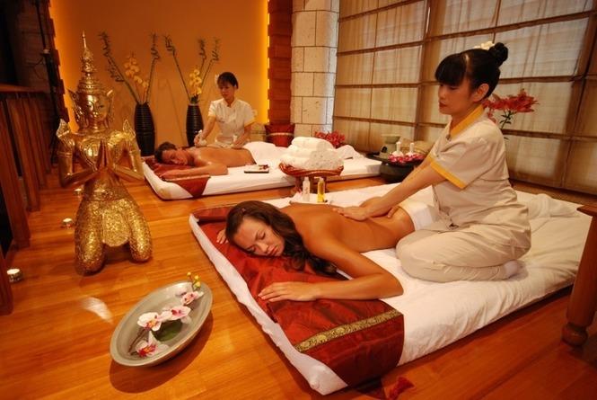 Тайский массаж в центре москвы